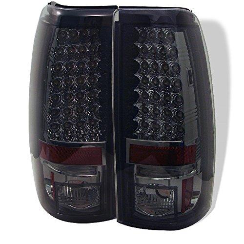 Spyder Auto Alt-Yd-Cs99-Led-Sm Smoke Led Tail Light