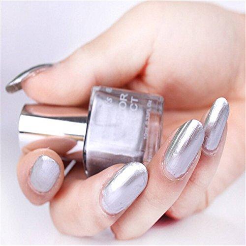 dancingnail-frosted-matte-dull-nail-art-polish-enamel-varnish-base-top-coat-manicure-5color-silver