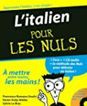 L'italien pour les nuls (1CD audio)