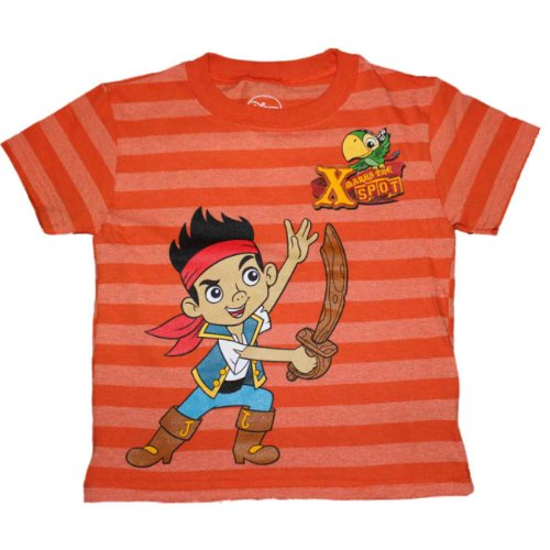Disney Jake and the Never Land Pirates Little Boys Shirt