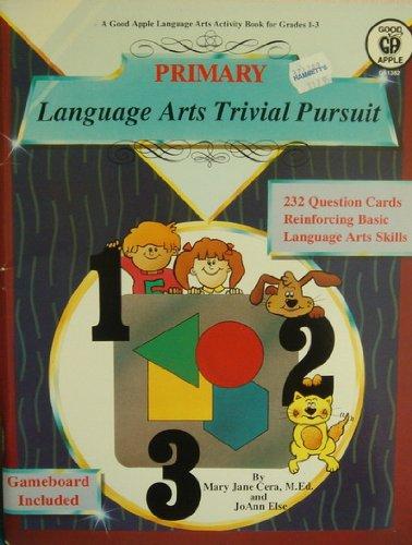 Language Arts Trivial Pursuit Primary
