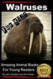 Walruses - For Kids - Amazing Animal Books for Young Readers