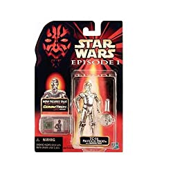 Star Wars- Episode 1 TC-14 (Protocol Droid) Action Figure