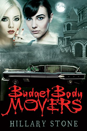 Budget Body Movers: Paranormal Vampire Romance (Blood Circle) | freekindlefinds.blogspot.com