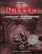 Heath earth science by Nancy E. Spaulding