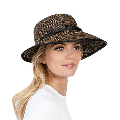 Eric Javits Luxury Woman s Hat Squishee Cap Antique Black 294df1aa78df