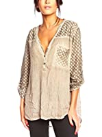JUST SUCCES Blusa Mika (Taupe)
