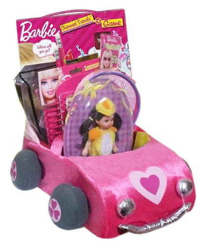 Girl's ULTIMATE Barbie Gift Basket - Perfect