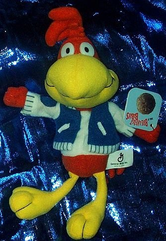 sonny-the-cuckoo-bird-cocoa-puffs-plush-bean-bag-figure-9-by-general-mills