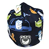 Childrens Disney Toy Story 3 Buzz Lightyear Woody Pixar Blue Filled Bean Bag Chair