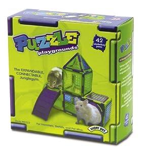 Kaytee Puzzle Playground, 42 Count