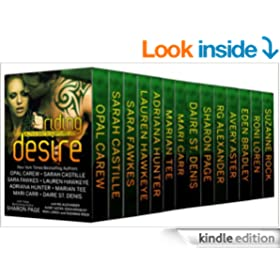 Riding Desire: Alpha Bad Boy Biker Boxed Set (14 BRAND NEW limited edition contemporary romance books)