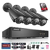 Annke 8CH H.264+ ProHD 1080P Lite Surveillance DVR - Best Reviews Guide