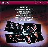 Mozart: Serenade K361 Gran Par