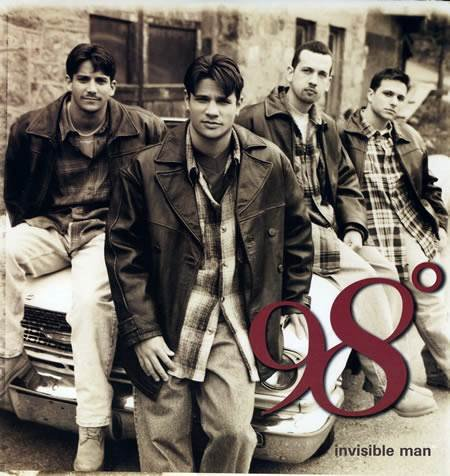 98 Degrees - Invisible Man (2X) - Zortam Music