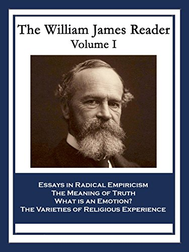 james essays in radical empiricism Essays in radical empiricism (ere) by william james is a collection edited and published posthumously by his colleague and biographer ralph barton perry in 1912.