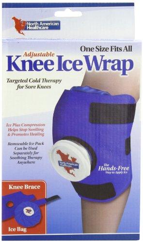 Knee Wrap with Ice Bag