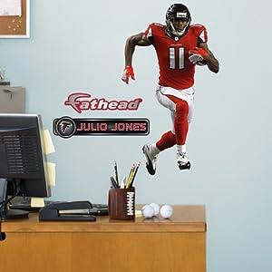 NFL Atlanta Falcons Julio Jones Junior Wall Graphics by Fathead