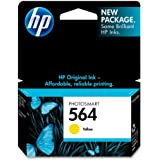Hewlett Packard HP564 Yellow Ink Cartridge