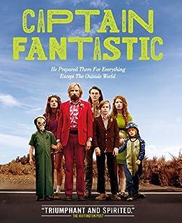 Book Cover: Captain Fantastic