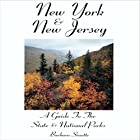 New York & New Jersey: A Guide to the State and National Parks Hörbuch von Barbara Sinotte Gesprochen von: Gregory Shinn