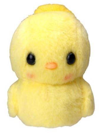 Kimagure Piyoko Chick Toy (Yellow) [Toy] (japan import)