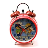 Bob The Builder Kids Bedside Alarm Clock BTB24