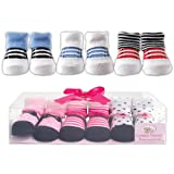Luvable Friends Baby-girls Little Shoe Socks 3-Piece Gift Set