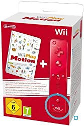 Wii Play: Motion (Spiel + Wii-Remote in Rot)