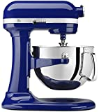 KitchenAid KP26M1XBU 6-Qt. Professional 600 Series - Cobalt Blue