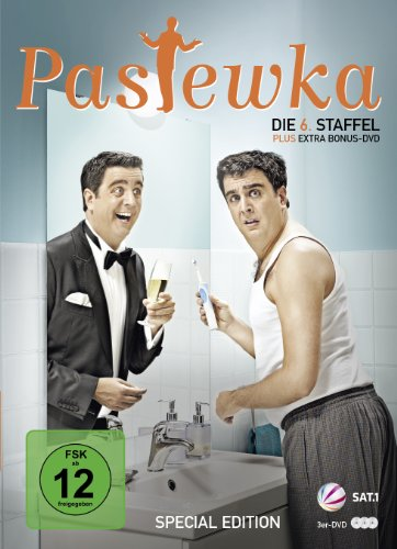 Pastewka - 6. Staffel [3 DVDs]