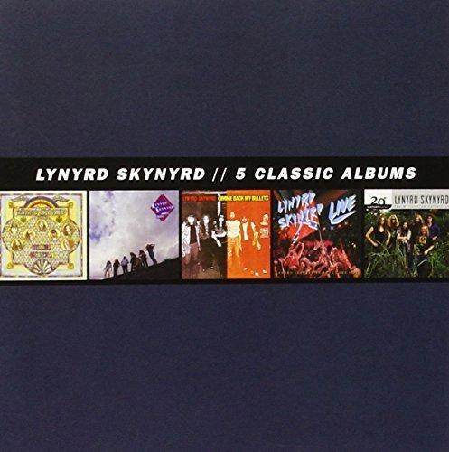 5 Classic Albums [5 CD] by Lynyrd Skynyrd (2013-05-03)