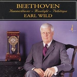Beethoven: Hammerklavier, Moonlight, Pathetique Sonatas