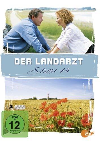 Der Landarzt - Staffel 14 [3 DVDs]