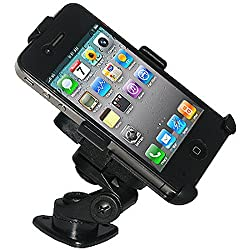 Amzer 88679 3M Adhesive Dash or Console Mount for iPhone 4S, iPhone 4
