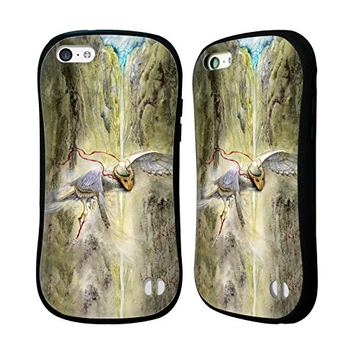 Official Stephanie Law Across Boundaries Strange Dreams Hybrid Case for Apple iPhone 5c
