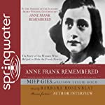 Anne Frank Remembered | Miep Gies,Alison Leslie Gold