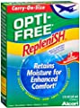 OPTI-FREE RepleniSH Multi-Purpose Disinfecting Solution Carry-On Size 2 oz