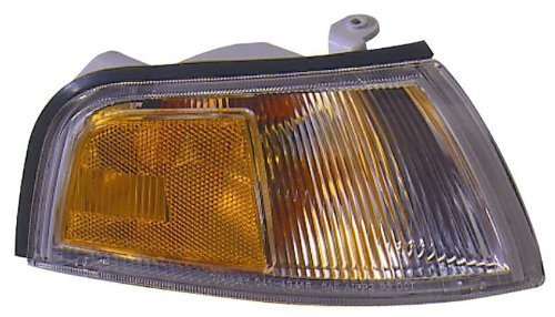 Depo 314-1508L-AS Mitsubishi Mirage Driver Side Replacement Parking/Signal Light Assembly Style: Driver Side (LH)