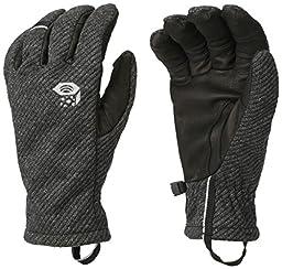 Mountain Hardwear Gravity Glove - Men\'s Black Small