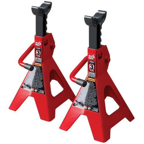 Buy Torin T43002 3 Ton Jack Stands (Sold in Pairs)