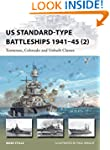 US Standard-type Battleships 1941-45...