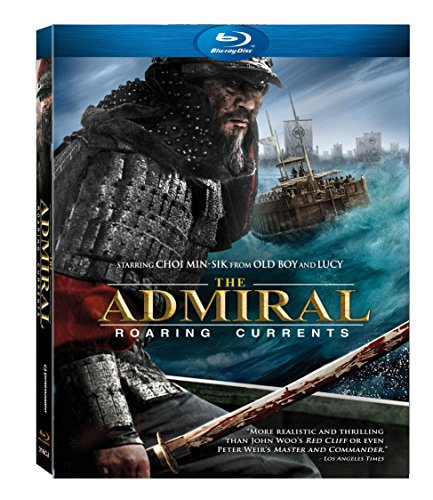 Blu-ray : Admiral: Roaring Currents (, Dubbed, Dolby, Widescreen)