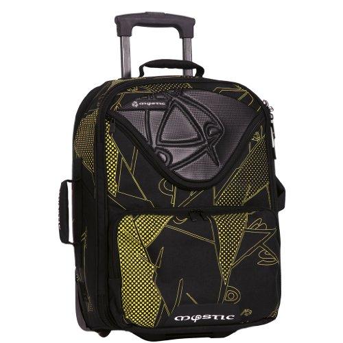 MYSTIC(ミスティック) Flight Bag ホイール付き防水トラベルバッグ [35008.120950] バッグ トラベルバッグ キャリーバッグ Black/Yellow