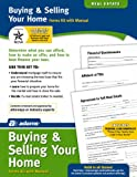 Adams Buying and Selling Your Home Kit, 8.88 x 11.69 Inch, White (K311)