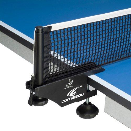 CORNILLEAU Competition Nero Rete da Ping Pong Cotone