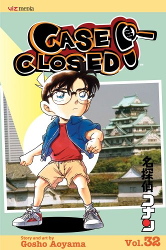 Case Closed, Vol. 32 (Case Closed (Graphic Novels))