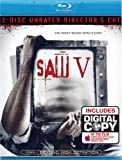 NEW Bell/mandylor/patterson - Saw 5 (Blu-ray)