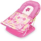 Summer Infant Deluxe Baby Bather (Pink)