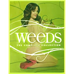 Weeds: Complete Collection (UltraViolet Digital Copy) [Blu-ray]